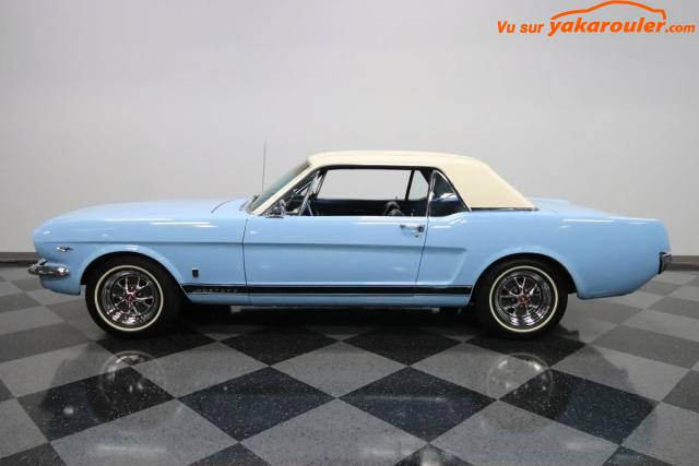 Photo de FORD/MUSTANG/1965-tout-inclus-35