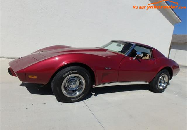 Photo de CHEVROLET/CORVETTE/1975-11
