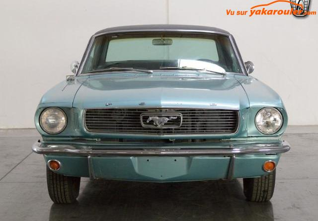Photo de FORD/MUSTANG/1966-tout-inclus-8