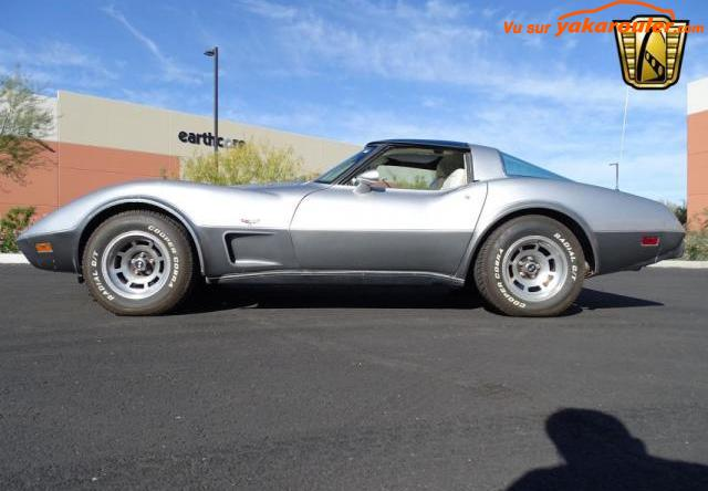 Photo de CHEVROLET/CORVETTE/1978-32