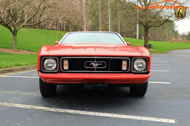 Photo de FORD/MUSTANG/1973-19