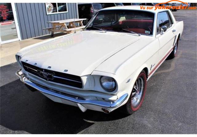 Photo de FORD/MUSTANG/1965-tout-inclus-42