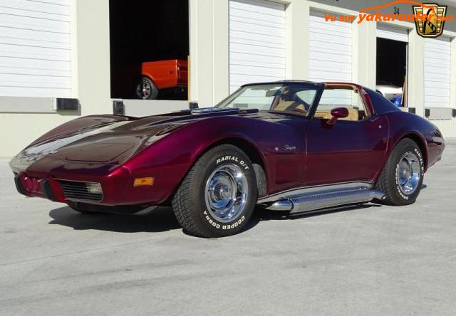 Photo de CHEVROLET/CORVETTE/1977-19