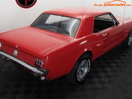Photo de FORD/MUSTANG/1966-30