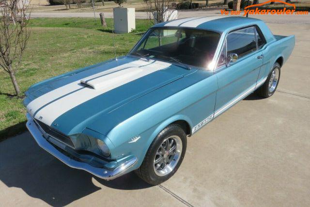 Photo de FORD/MUSTANG/1965-tout-inclus-36
