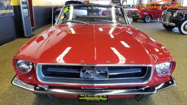 Photo de FORD/MUSTANG/1967-29