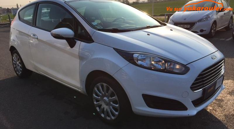 Ford Fiesta Vi Other 1 5 Tdci 75ch 2012 09 2014 Annonce Occasion