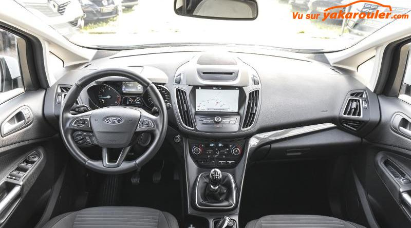 Photo de FORD/GRAND C-MAX (DXA - CB7, DXA - CEU)/1-5-tdci-120ch-2015-03-titanium-70