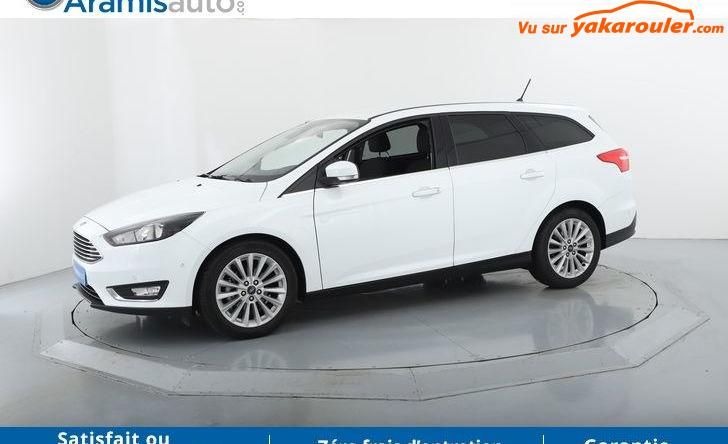 Photo de FORD/FOCUS/sw-1-5-tdci-120-bvm6-titanium