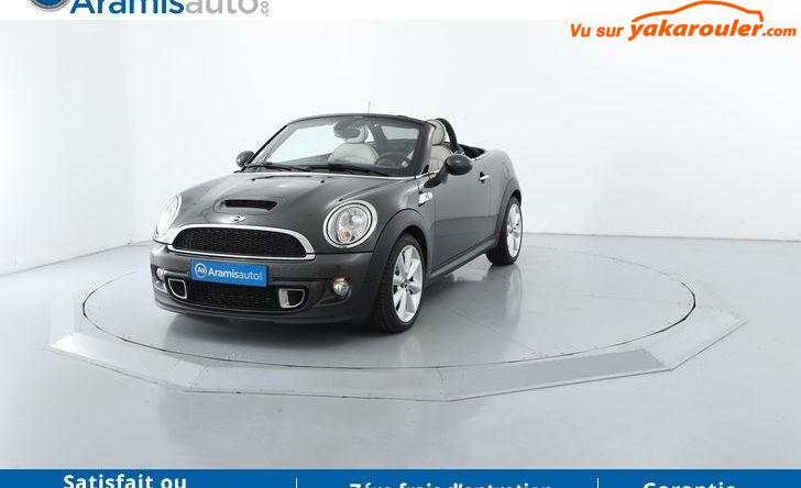 Mini Roadster Petrol R59 S 183 Cooper Annonce Occasion Rennes Ille