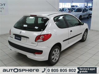 Photo de PEUGEOT/206/1-4-hdi-fap-access-3p-3