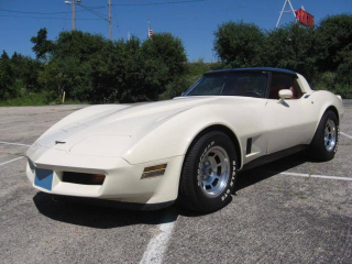 Photo de CHEVROLET/CORVETTE/1981-16