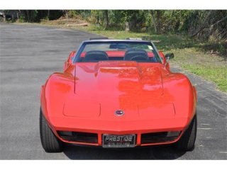 Photo de CHEVROLET/CORVETTE/1974-19
