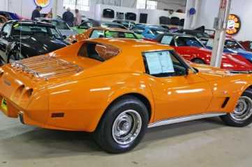 Photo de CHEVROLET/CORVETTE/1977-8