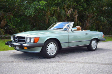 Photo de MERCEDES-BENZ/SL%20560/1989-8