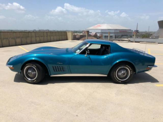 Photo de CHEVROLET/CORVETTE/1972-29