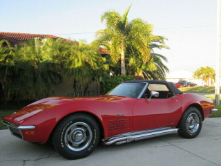 Photo de CHEVROLET/CORVETTE/1970-22