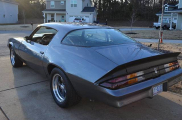 Photo de CHEVROLET/CAMARO/1980-19