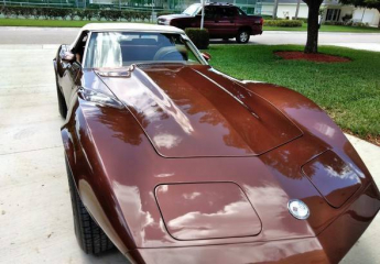 Photo de CHEVROLET/CORVETTE/1974-tout-inclus-3
