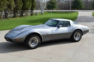 Photo de CHEVROLET/CORVETTE/1978-8