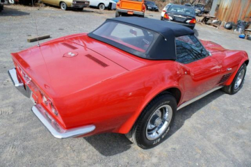 Photo de CHEVROLET/CORVETTE/1971-9
