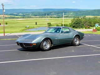 Photo de CHEVROLET/CORVETTE/1972-8