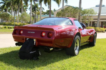 Photo de CHEVROLET/CORVETTE/1981-tout-inclus-7