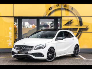 Photo de MERCEDES-BENZ/A200/blueefficiency-amg-sport-sensation