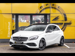 Photo de MERCEDES-BENZ/CLASSE A/200-amg-toit-pano-gps-7g-dct-sport-edition