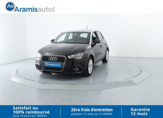 Photo de AUDI/A1 SPORTBACK/1-2-tfsi-86-ambition-radar-pack-connectivite-surequipe