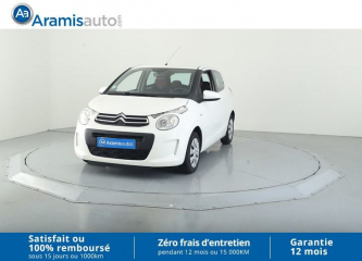 Photo de CITROËN/C1/1-0-vti-68-bvm5-feel-28