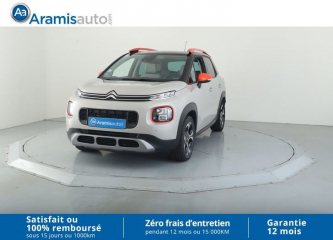 Photo de CITROËN/C3 AIRCROSS/1-2-puretech-110-eat6-shine-surequipee