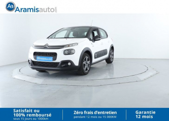 Photo de CITROËN/C3/1-2-puretech-82-bvm5-graphic-radars-ar
