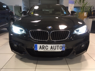Photo de BMW/SERIE 2/coupe-220d-184cv-m-sport