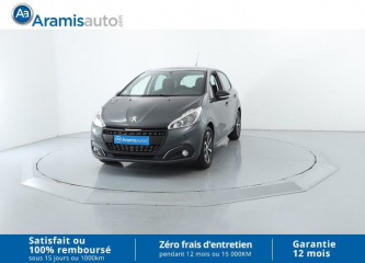 Photo de PEUGEOT/208/nouvelle-1-2-puretech-82-bvm5-active-9