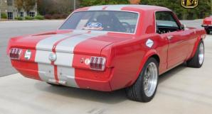 Photo de FORD/MUSTANG/1966-56