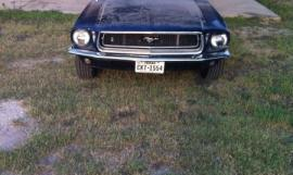 Photo de FORD/MUSTANG/1968-tout-inclus-5