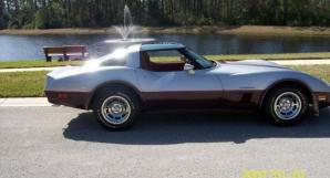 Photo de CHEVROLET/CORVETTE/1982-12