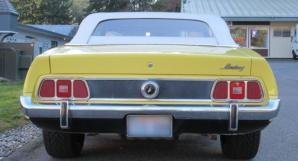 Photo de FORD/MUSTANG/1973-25