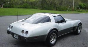 Photo de CHEVROLET/CORVETTE/1978-tout-inclus-1